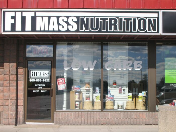 Fit-Mass Nutrition